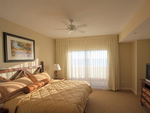 The Reef at Seahaven Beach Resorts - Panama City Beach - Bedroom