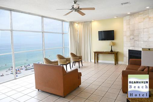 The Reef at Seahaven Beach Resorts - Panama City Beach - Living room