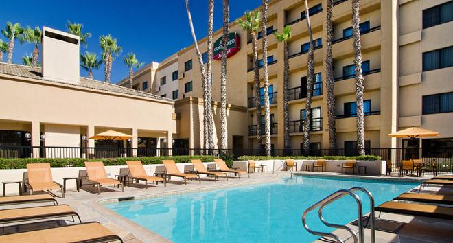 Courtyard by Marriott Laguna Hills Irvine Spectrum/Orange County - Laguna Hills - Piscina