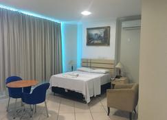 Joao Paulo Hotel - Rio Branco - Bedroom