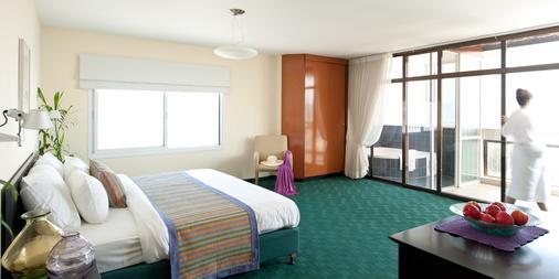Prima Too Hotel - Tiberias - Bedroom