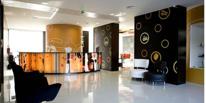 Hotel Star Inn - Porto - Receção