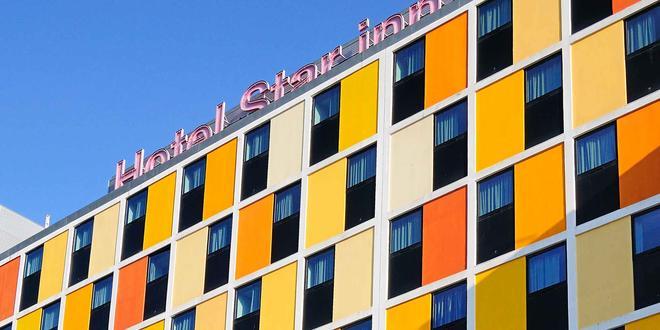 Star Inn Porto - Porto - Building