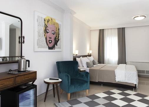 Hotel No 20 Marina - Adult Only - Bodrum - Bedroom