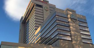 Eldorado Resort Casino At The Row - Reno - Rakennus