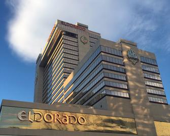 Eldorado Resort Casino At The Row - Reno - Building