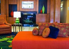 Fairfield Inn & Suites by Marriott Tampa Fairgrounds/Casino - Tampa - Lobby