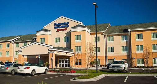 Fairfield Inn & Suites by Marriott Tampa Fairgrounds/Casino - Tampa - Building