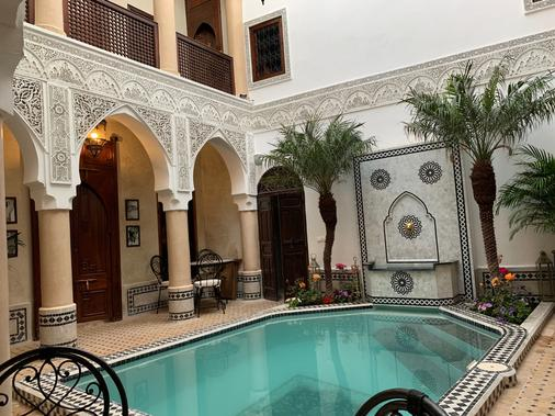 Riad Abaka - Marrakesh - Lobby