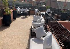 Riad Abaka - Marrakesh - Rooftop