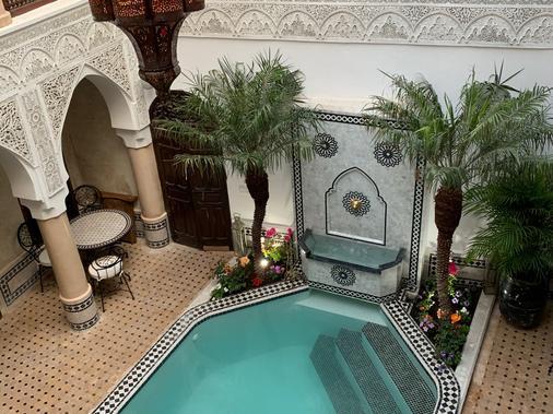 Riad Abaka - Marrakesh - Pool