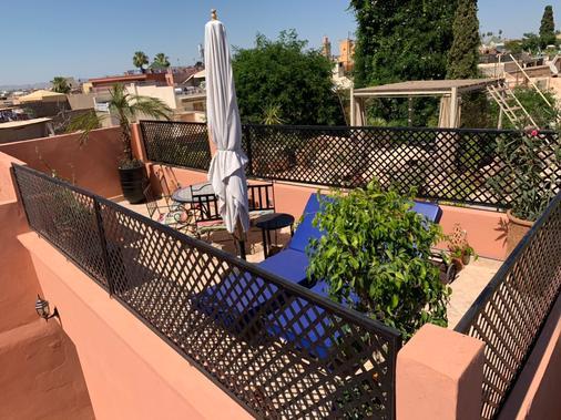 Riad Abaka - Marrakesh - Balcony