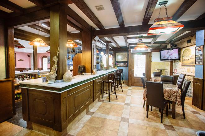 Hotel Arcos - Ciudad Rodrigo - Bar