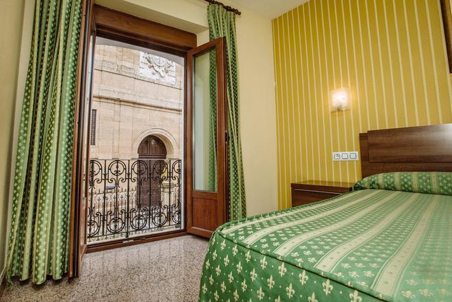 Hotel Arcos - Ciudad Rodrigo - Bedroom