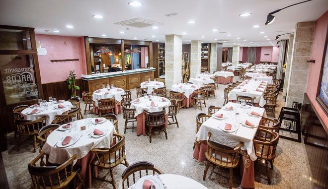 Hotel Arcos - Ciudad Rodrigo - Restaurant