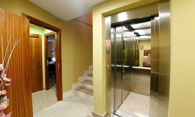 Hotel Arcos - Ciudad Rodrigo - Hallway