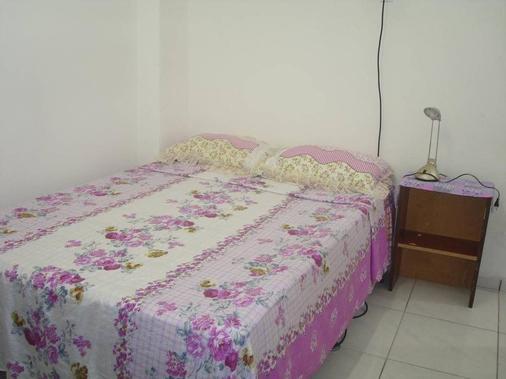 Pousada Brenda - Fortaleza - Schlafzimmer