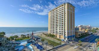梅龍鎮美特爾海濱度假酒店 - 麥爾托海灘 - 美特爾海灘 - 建築