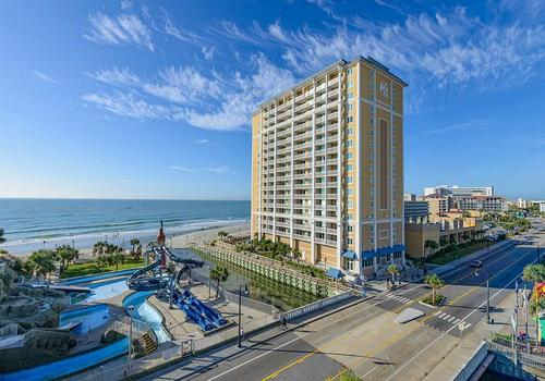 Westgate Myrtle Beach Oceanfront Resort 51 2 0 8 Myrtle Beach Hotel Deals Reviews Kayak