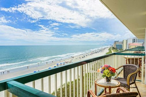Westgate Myrtle Beach Oceanfront Resort - Myrtle Beach - Balcony