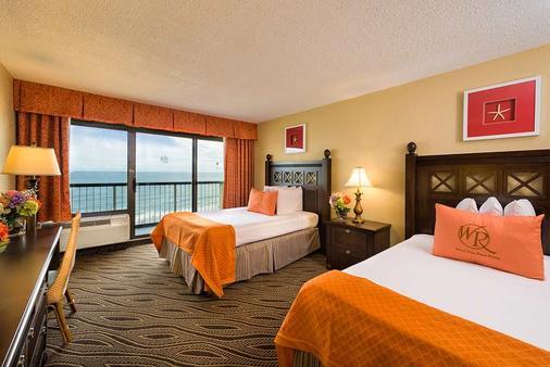 梅龍鎮美特爾海濱度假酒店 - 麥爾托海灘 - 默特爾比奇 - 臥室