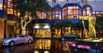Windsor Court Hotel - Nueva Orleans - Edificio