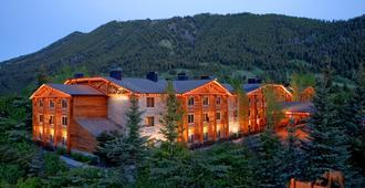 The Lodge at Jackson Hole - ג'קסון - בניין