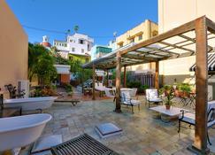 Villa Herencia Hotel - San Juan - Patio