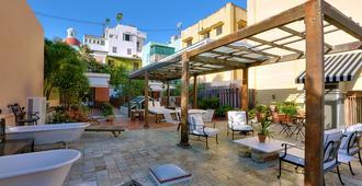 Villa Herencia Hotel - San Juan - Innenhof