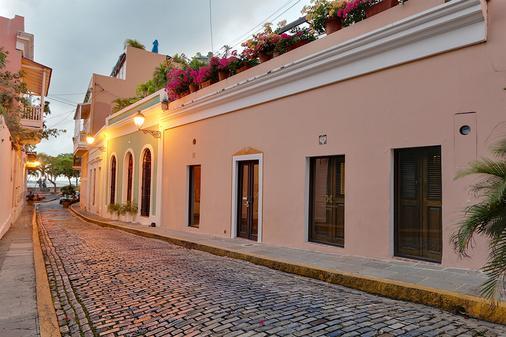 Villa Herencia Hotel - San Juan - Edifício