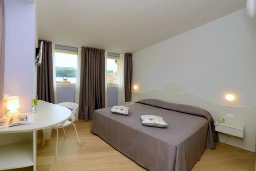 Aromi Piccolo Hotel - Salo - Makuuhuone