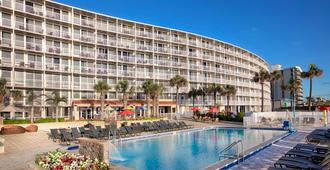 Holiday Inn Resort Daytona Beach Oceanfront - Daytona Beach - Piscina