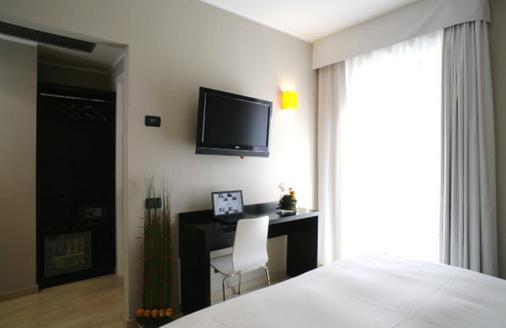 Hotel Aniene - Rooma - Makuuhuone
