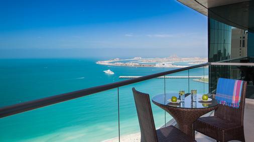 Ja Oasis Beach Tower - Dubai - Parveke