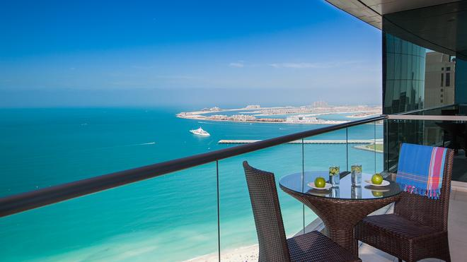Ja Oasis Beach Tower - Dubai - Balcony