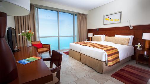Ja Oasis Beach Tower - Dubai - Makuuhuone