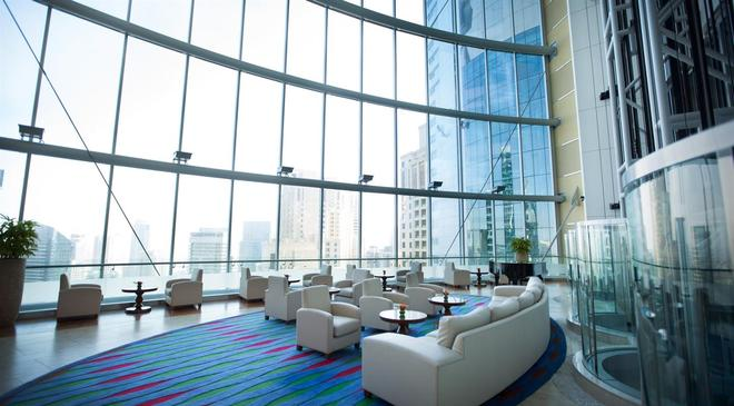 Ja Oasis Beach Tower - Dubai - Lobby