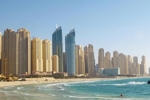 Ja Oasis Beach Tower - Dubai - Toà nhà