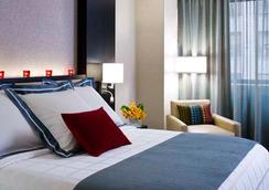 Courtyard by Marriott New York Manhattan/Times Square - New York - Bedroom