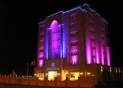 Remas Hotel Suites - Seeb - Rakennus