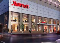 San Francisco Marriott Union Square - San Francisco - Building