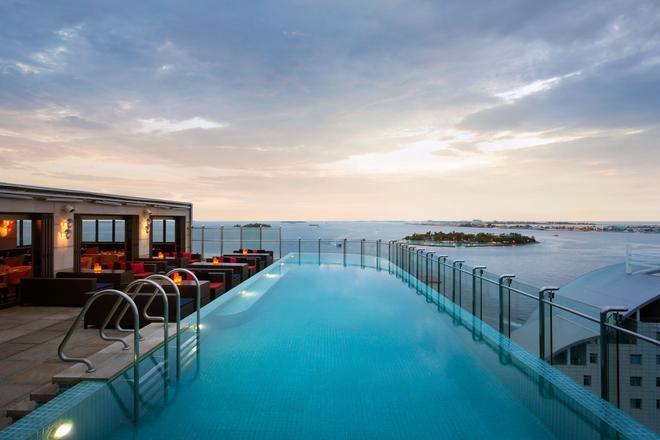 Hotel Jen Malé, Maldives By Shangri-La - Malé - Pool