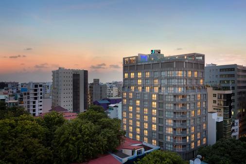Hotel Jen Malé, Maldives By Shangri-La - Μαλέ - Κτίριο