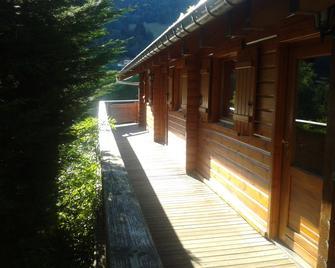 Home Des Hautes Vosges - La Bresse - Building