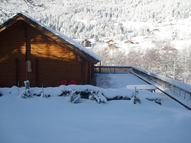 Home Des Hautes Vosges - La Bresse - Vista del exterior