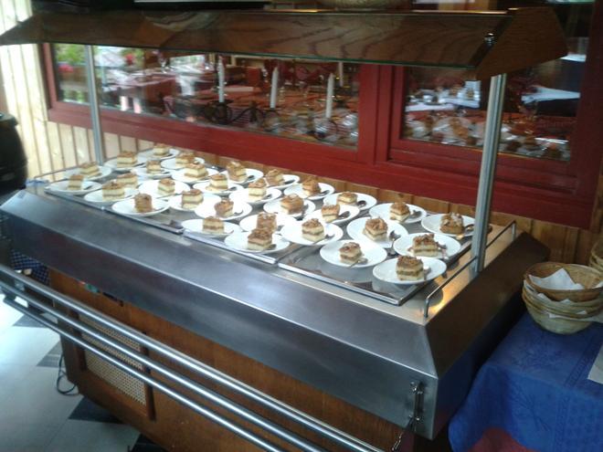 Home Des Hautes Vosges - La Bresse - Restaurante