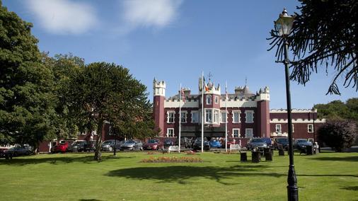 Fitzpatrick Castle Hotel - Dublin - Rakennus