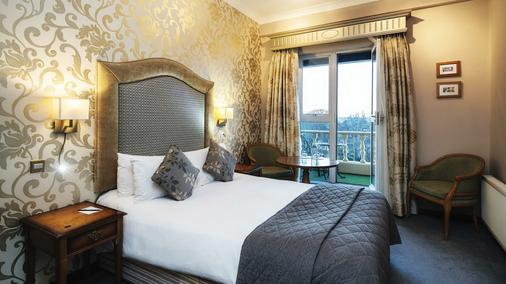 Fitzpatrick Castle Hotel - Dublin - Makuuhuone