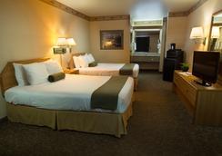 The Redwood Riverwalk Hotel - Fortuna - Bedroom