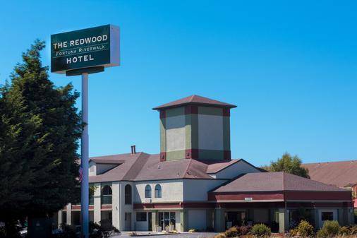 The Redwood Riverwalk Hotel - Fortuna - Building